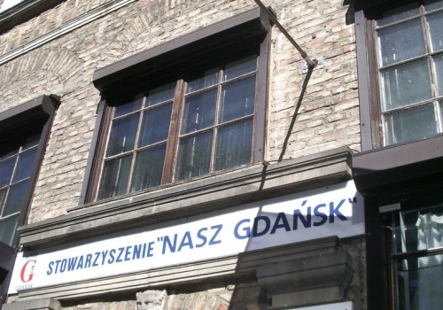 """Obchody 25-lecia działalności Stowarzyszenia """"Nasz Gdańsk"""""""