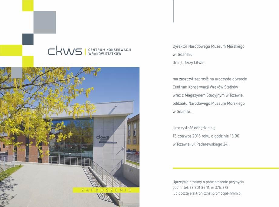 CKWS Tczew zaproszenie image001