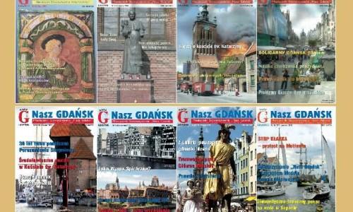 """15 lat Miesięcznika """"Nasz Gdańsk"""""""
