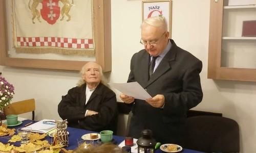 Zadumanie – w poezji miłośników z Naszego Gdańska