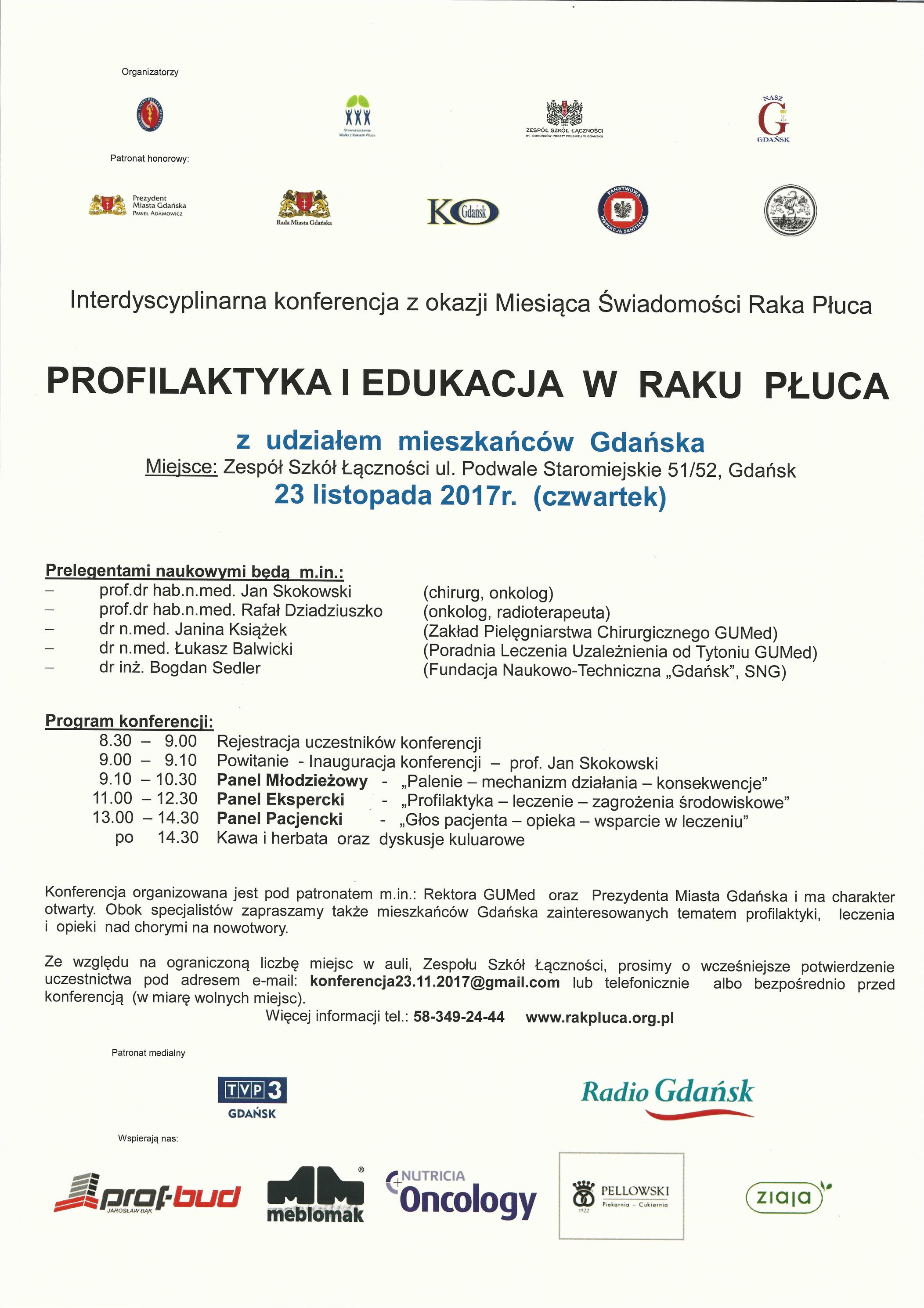 Konferencja_Profilaktyka i edukacja w raku płuca sm