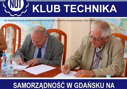 Samorządność w Gdańsku