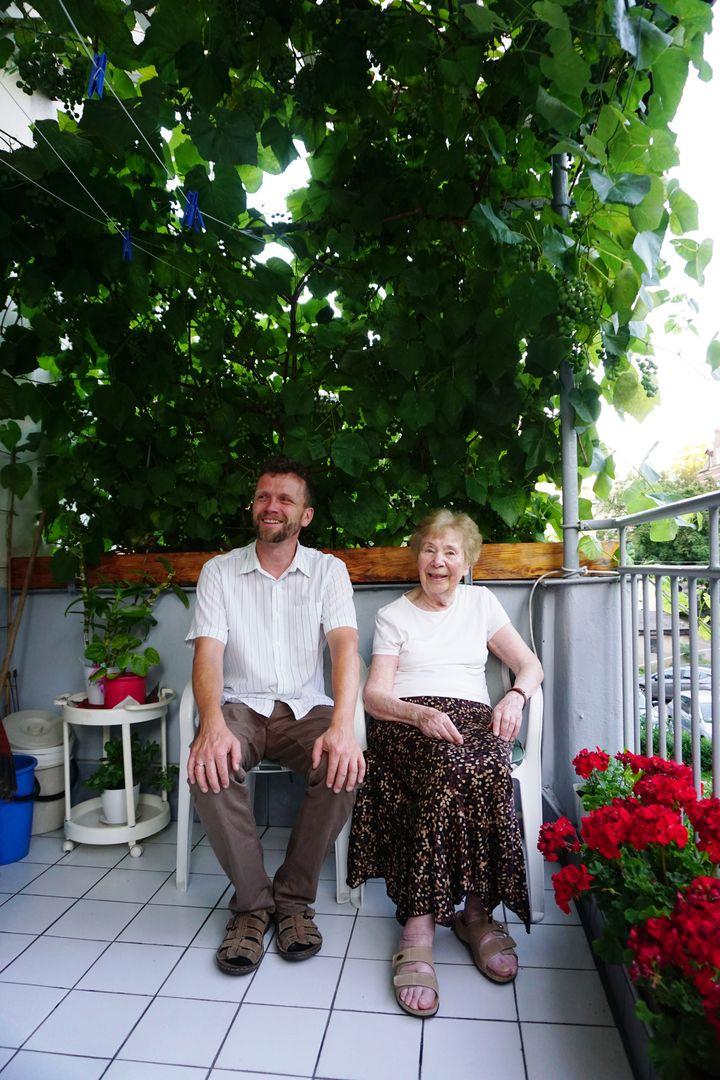 portal ng Sasiedzka wizyta z Pania Jadwigą zawsze wesoło - ok