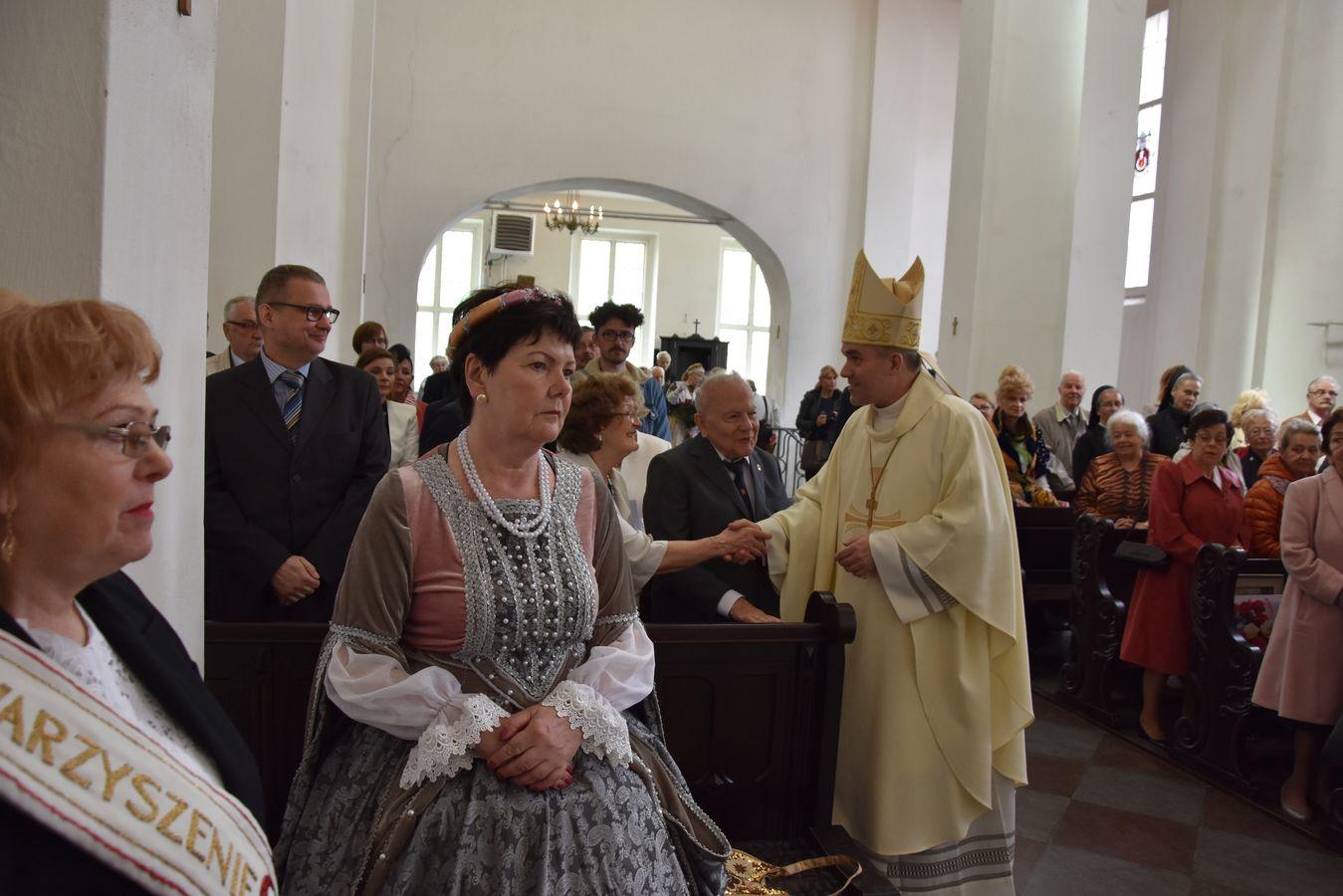 Msza św. w Kaplicy Królewskiej fot. J. Wikowski A31_7067