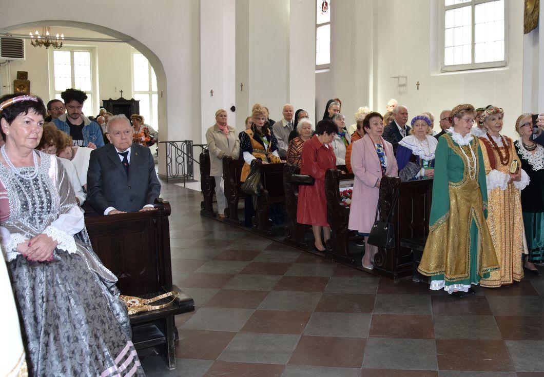 Msza św. w Kaplicy Królewskiej fot. J. Wikowski A31_7072
