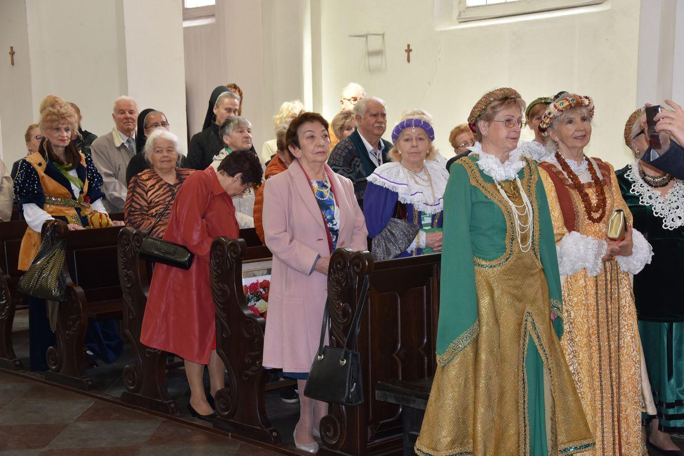 Msza św. w Kaplicy Królewskiej fot. J. Wikowski A31_7073