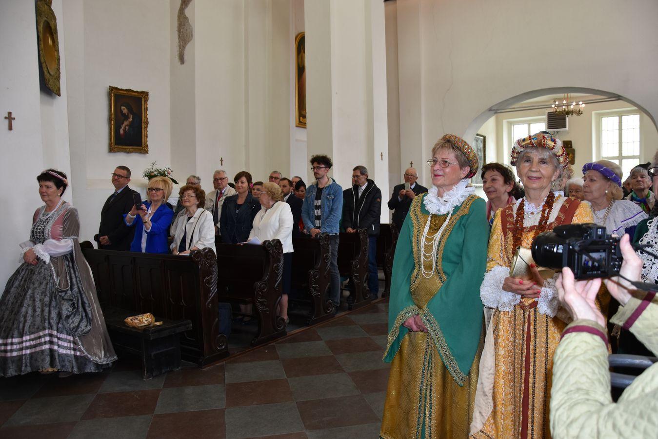 Msza św. w Kaplicy Królewskiej fot. J. Wikowski A31_7083