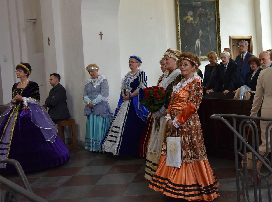 Msza św. w Kaplicy Królewskiej fot. J. Wikowski A31_7097