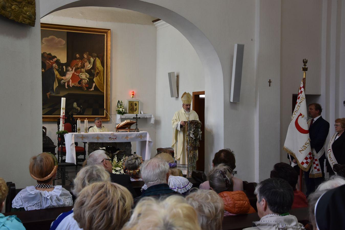 Msza św. w Kaplicy Królewskiej fot. J. Wikowski A31_7104