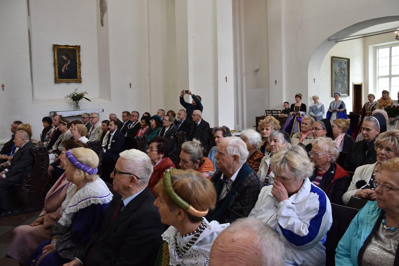 Msza św. w Kaplicy Królewskiej fot. J. Wikowski A31_7106