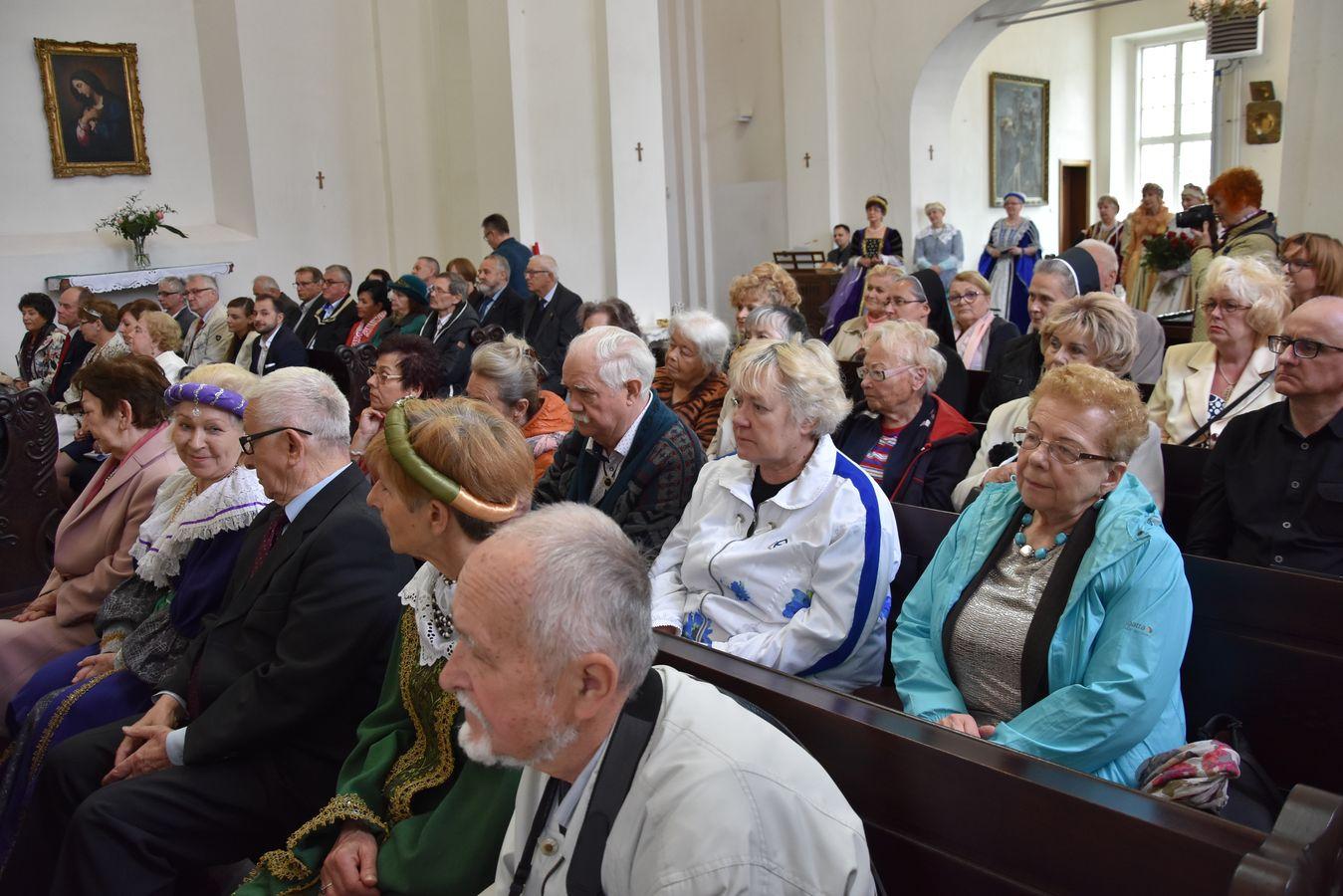 Msza św. w Kaplicy Królewskiej fot. J. Wikowski A31_7108