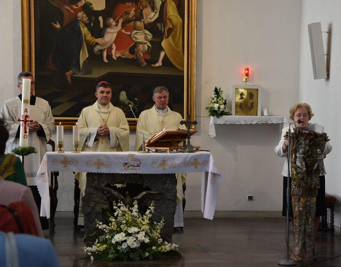 Msza św. w Kaplicy Królewskiej fot. J. Wikowski A31_7110