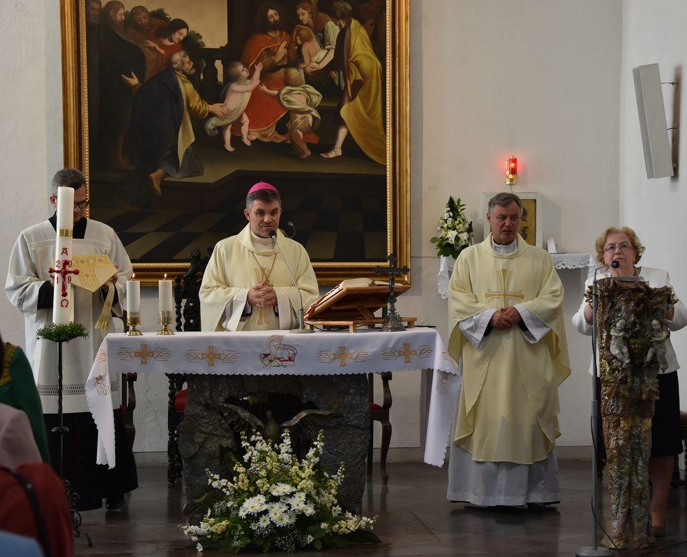 Msza św. w Kaplicy Królewskiej fot. J. Wikowski A31_7113
