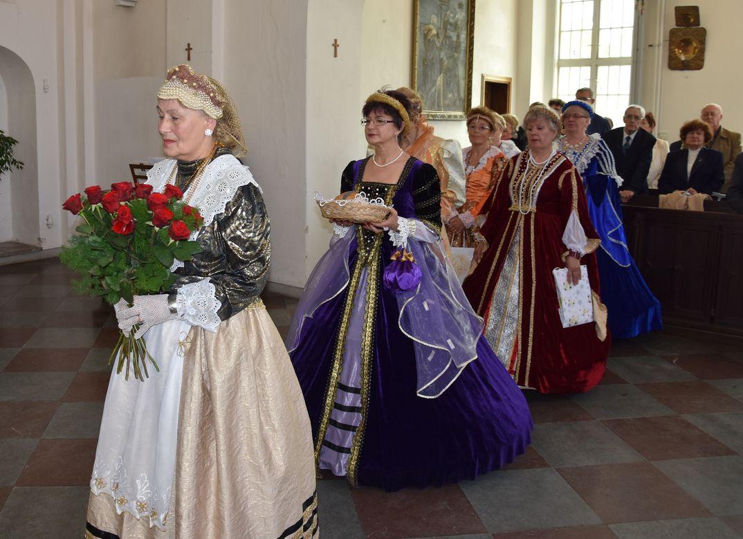 Msza św. w Kaplicy Królewskiej fot. J. Wikowski A31_7114