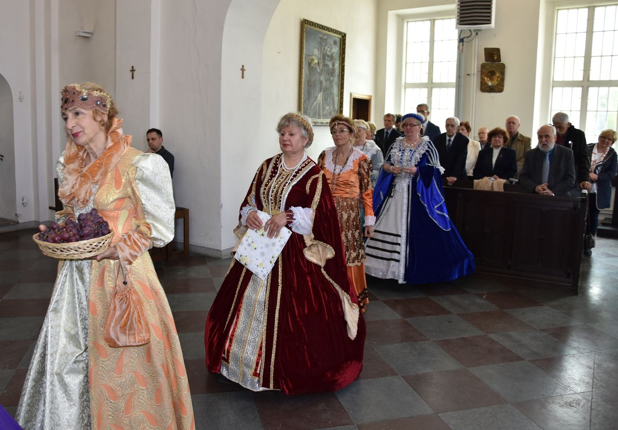 Msza św. w Kaplicy Królewskiej fot. J. Wikowski A31_7116