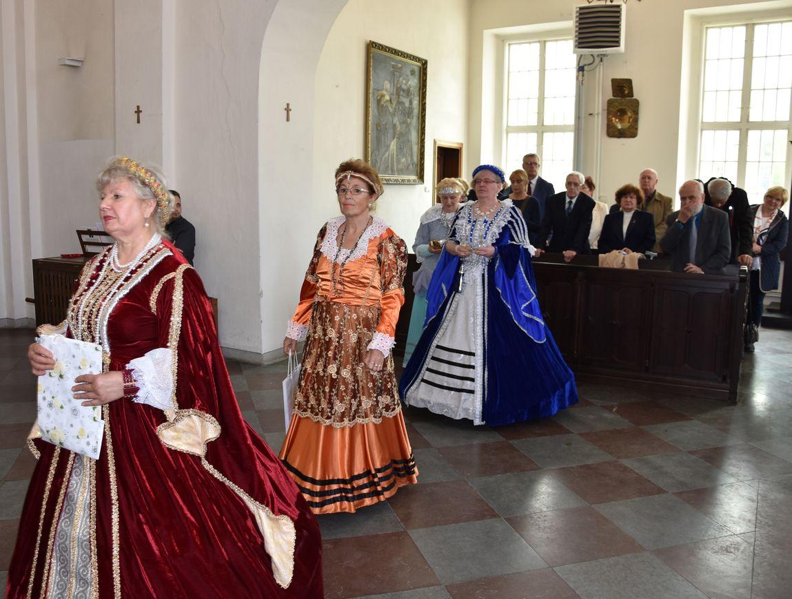Msza św. w Kaplicy Królewskiej fot. J. Wikowski A31_7117