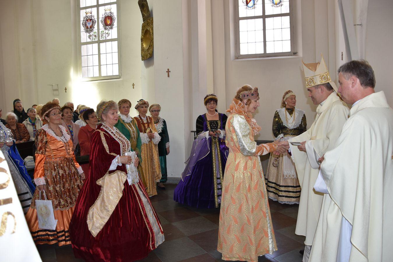 Msza św. w Kaplicy Królewskiej fot. J. Wikowski A31_7120