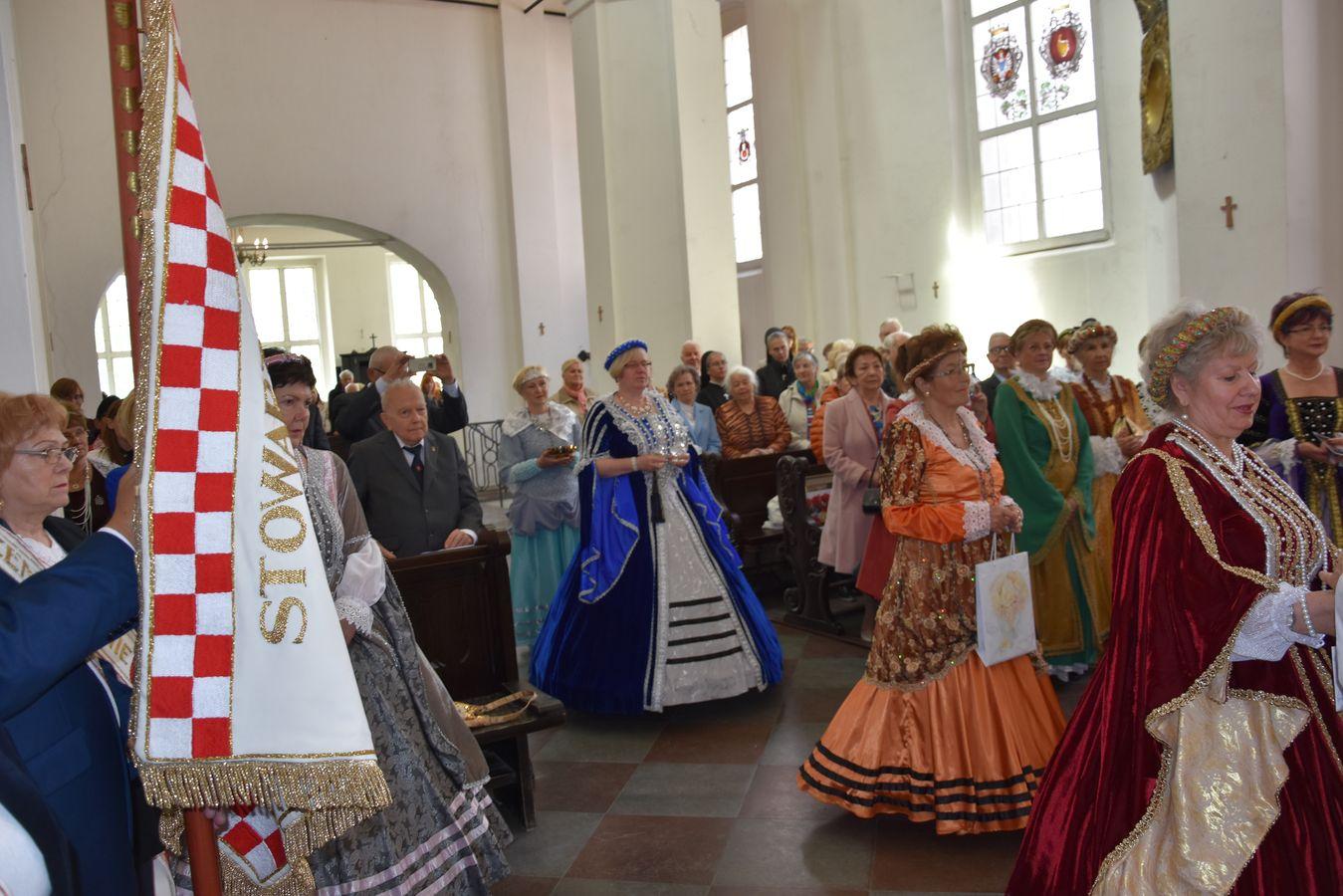 Msza św. w Kaplicy Królewskiej fot. J. Wikowski A31_7121