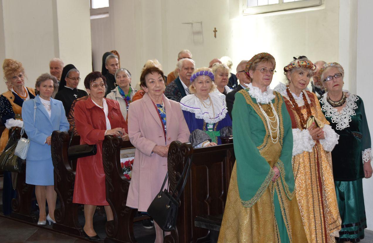 Msza św. w Kaplicy Królewskiej fot. J. Wikowski A31_7136