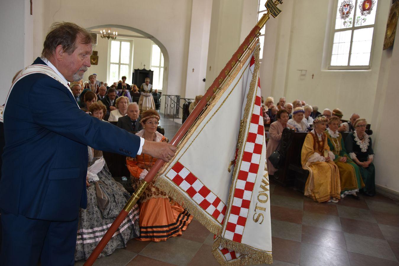 Msza św. w Kaplicy Królewskiej fot. J. Wikowski A31_7155