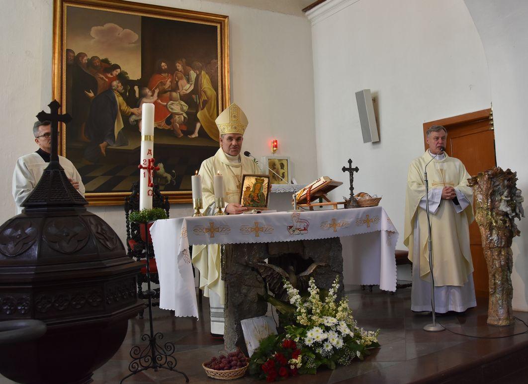 Msza św. w Kaplicy Królewskiej fot. J. Wikowski A31_7173