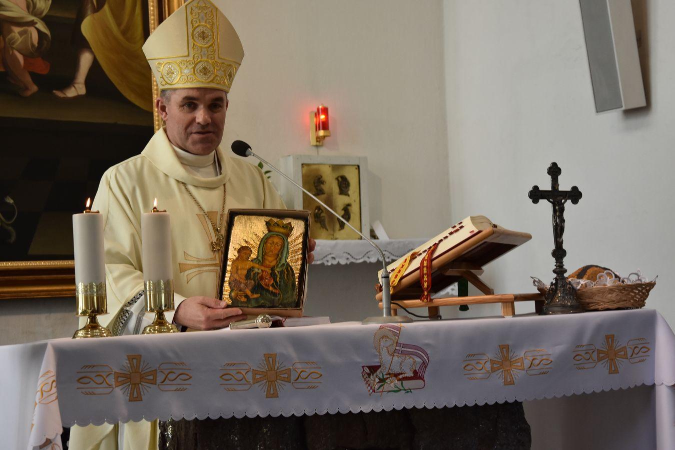 Msza św. w Kaplicy Królewskiej fot. J. Wikowski A31_7174