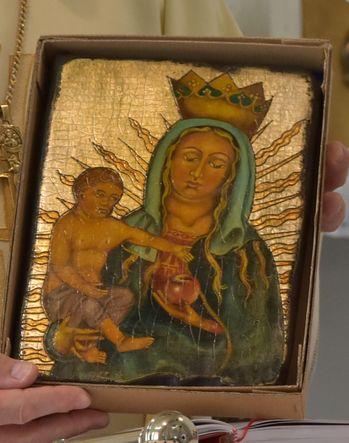 Msza św. w Kaplicy Królewskiej fot. J. Wikowski A31_7175