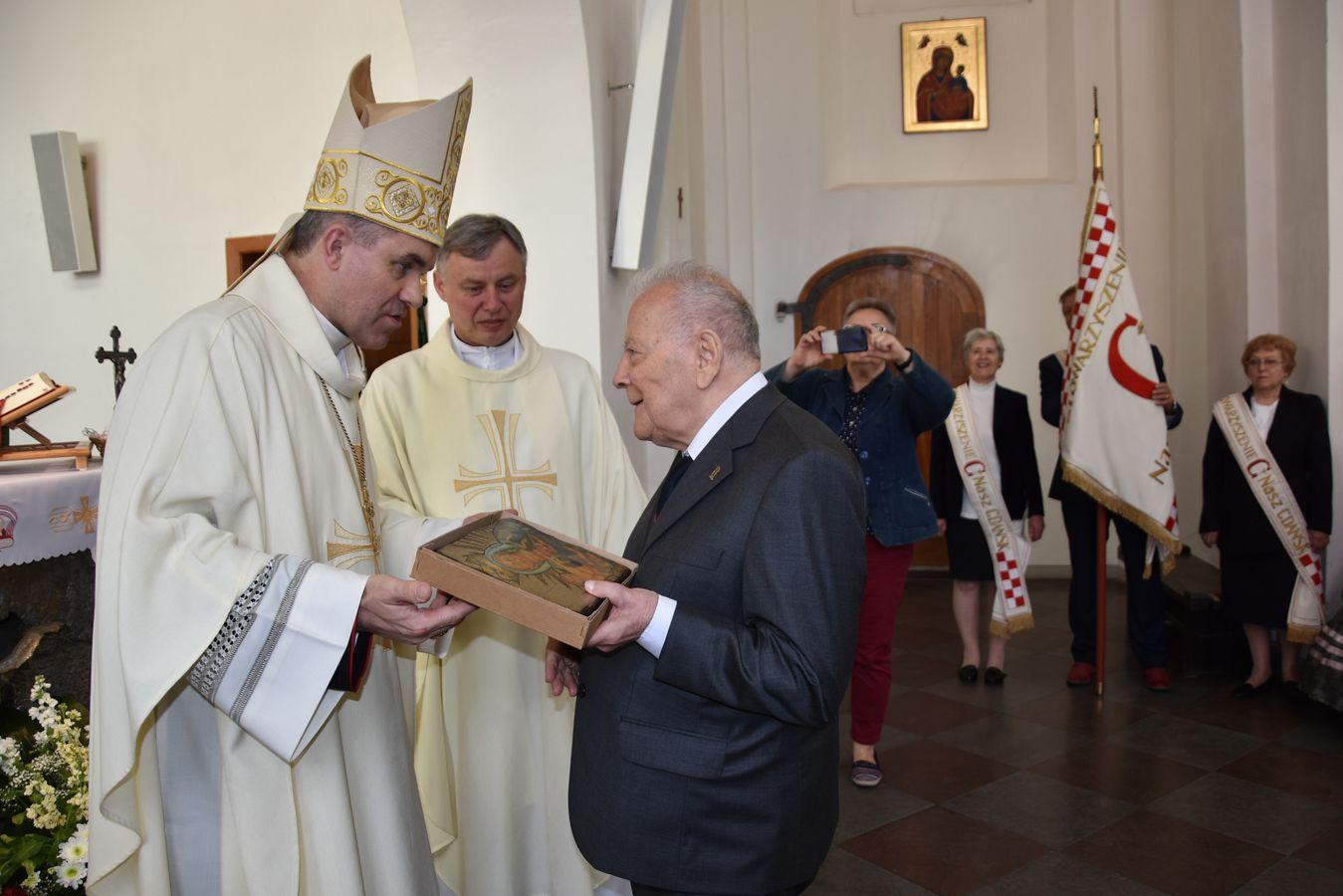 Msza św. w Kaplicy Królewskiej fot. J. Wikowski A31_7182