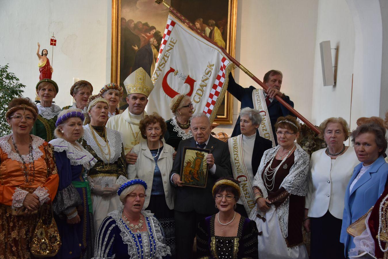 Msza św. w Kaplicy Królewskiej fot. J. Wikowski A31_7202