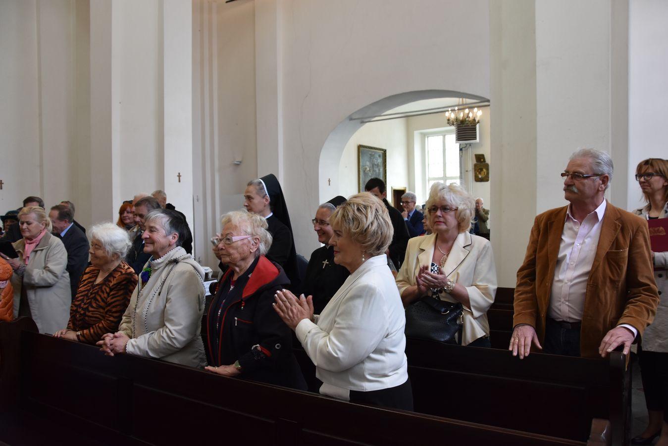 Msza św. w Kaplicy Królewskiej fot. J. Wikowski A31_7213