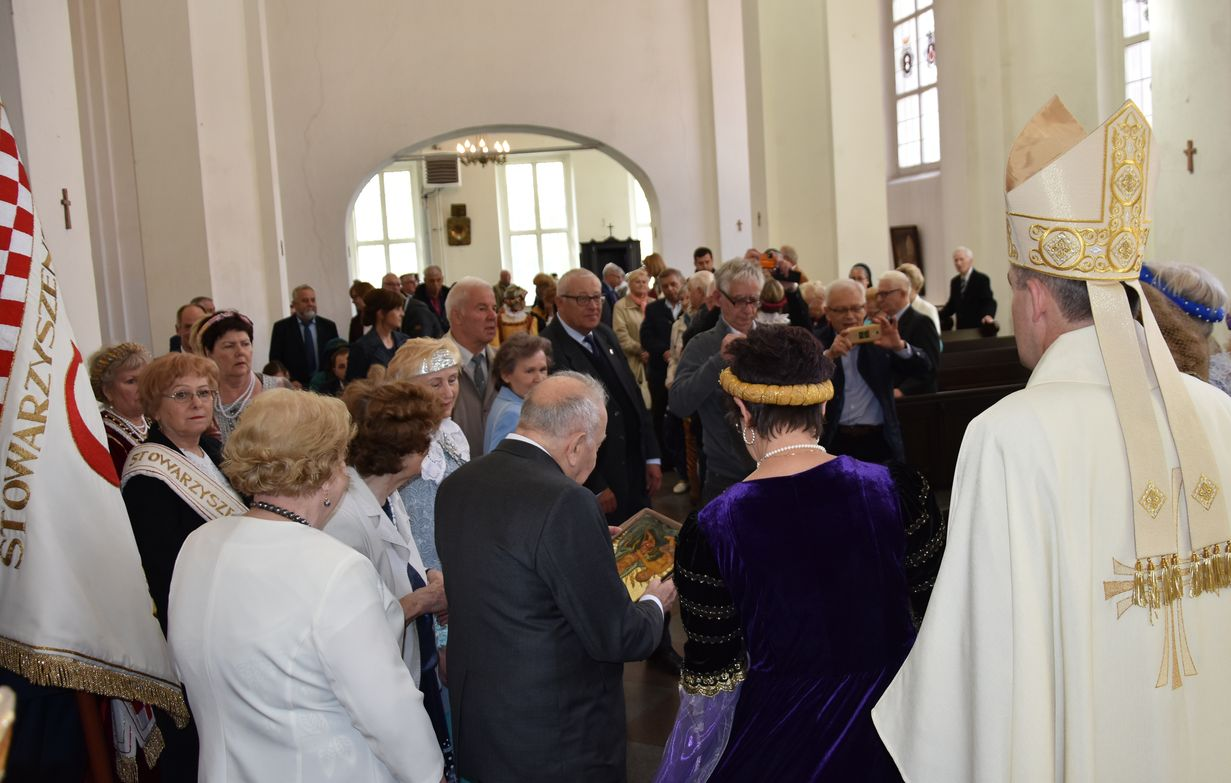 Msza św. w Kaplicy Królewskiej fot. J. Wikowski A31_7217