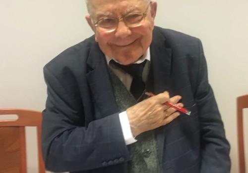 """Prof. Andrzej Januszajtis – prezesem Stowarzyszenia """"Nasz Gdańsk"""" na kolejną kadencję"""